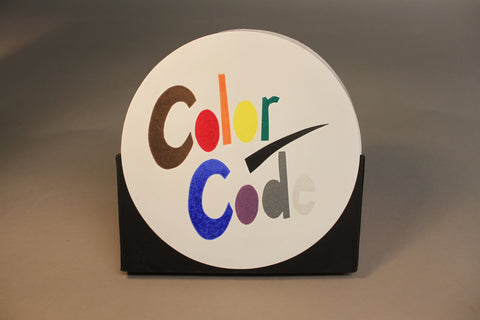 Color Code by Thomas Parker Williams