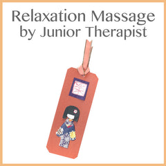 Relaxation Massage by Junior Therapist