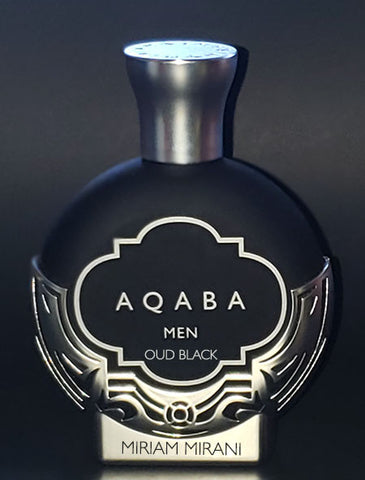 AQABA OUD BLACK - USA FREE SHIPPING