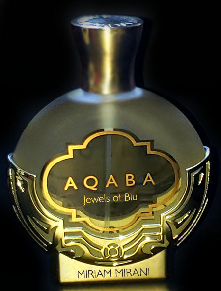 AQABA Perfume<br>Jewels of Blu- Free USA Shipping