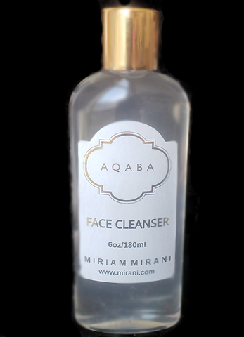 FACE CARROT CLEANSER- 6oz