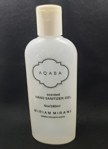 AQABA Scented Hand Sanitizer Gel