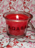 Valentine Vintage AQABA Parfum with Gift With Purchase - free usa shipping