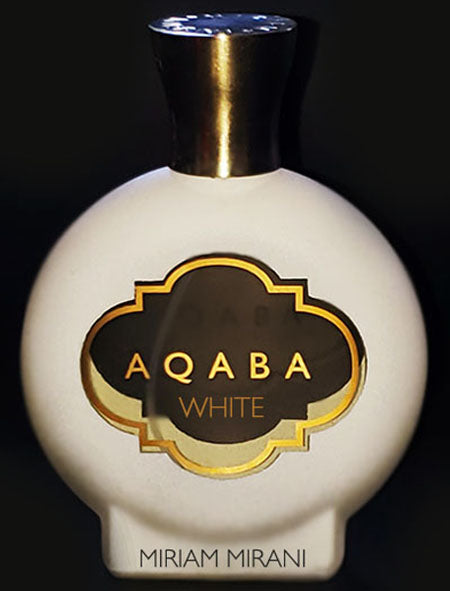 AQABA WHITE - Free USA Shipping
