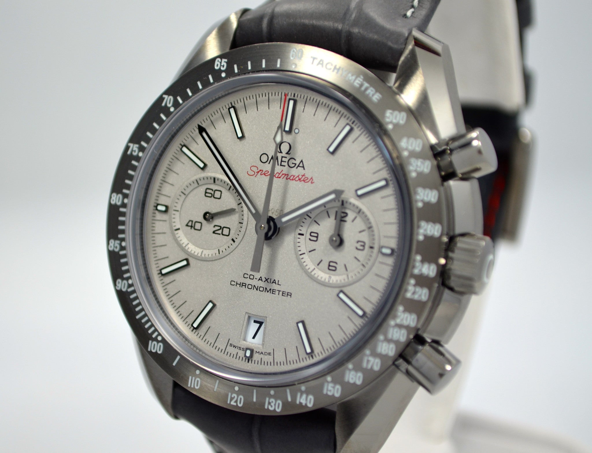 Omega Speedmaster Grey Side of the Moon 311.93.44.51.99 ...