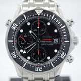 Omega Seamaster Professional 213.30.42.40.01.001 Chronograph 300M Steel Watch - Hashtag Watch Company