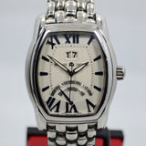 Maurice Lacroix Jours Retrograde MP6119 Steel Automatic Date Wristwatch