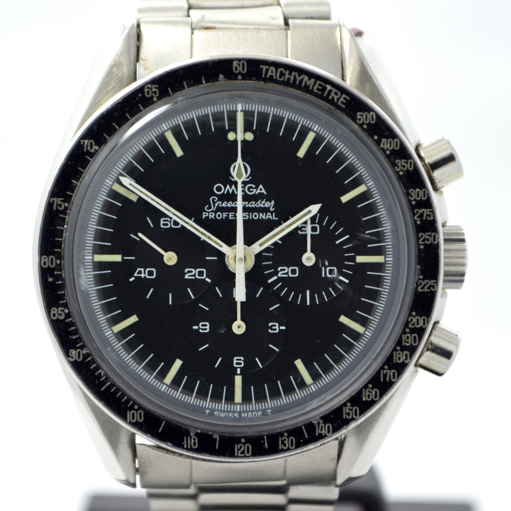 Vintage Omega Speedmaster ST 145.022 1978 Stainless Steel Chronograph Cal. 861 Watch - Hashtag Watch Company
