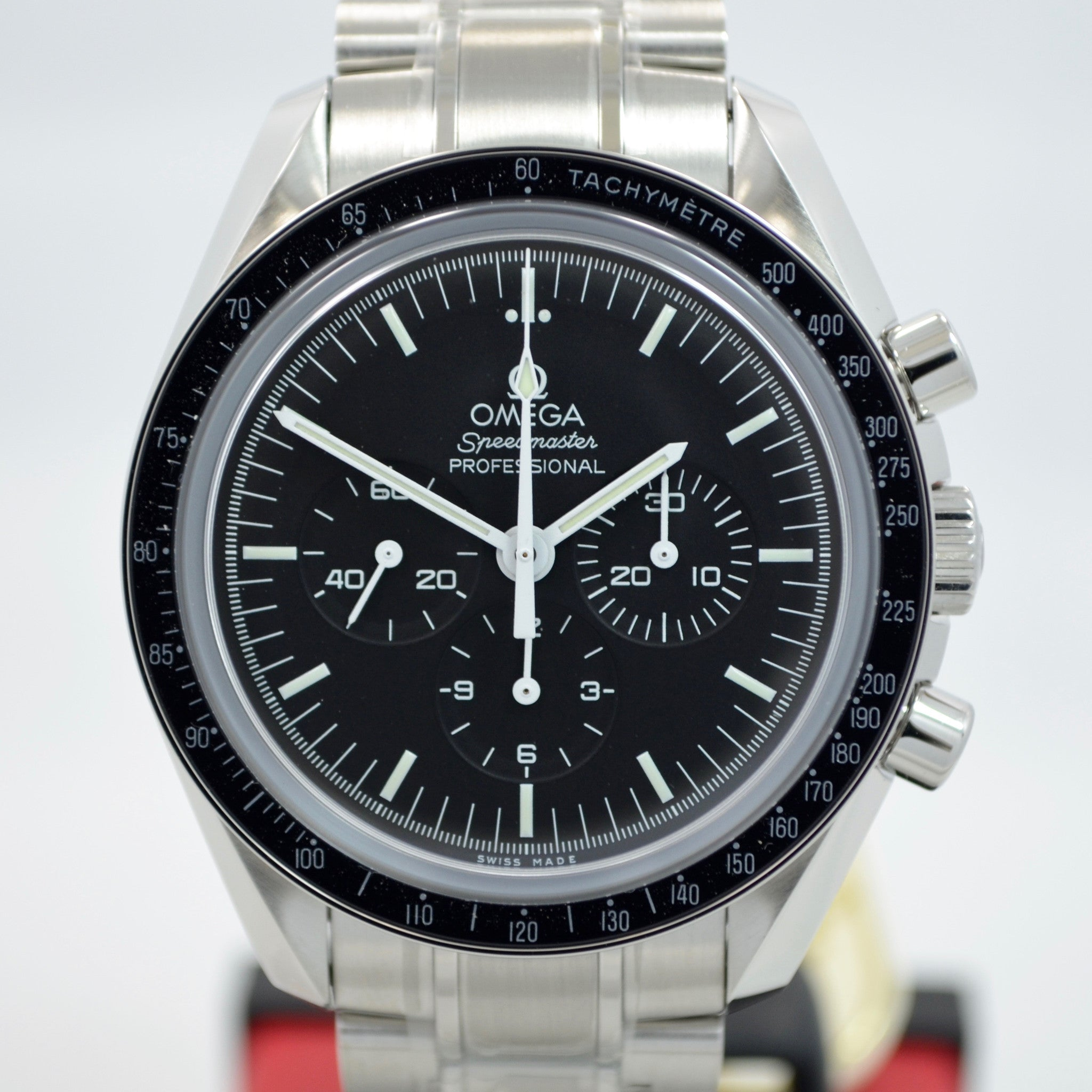 OMEGA SPEEDMASTER MOONWATCH PROFESSIONAL CHRONOGRAPH 311.30.42.30.01.005 WATCH - Hashtag Watch Company