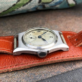 Vintage Seiko WWII Pilots Wristwatch Seikosha Manual Wind Wristwatch 1940's - Hashtag Watch Company
