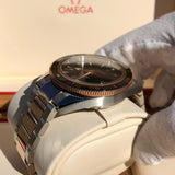 Omega Seamaster 300 Master Co-Axial 41MM 233.20.41.21.01.001 Steel Rose Gold Two Tone Wristwatch Circa 2018 - Hashtag Watch Company