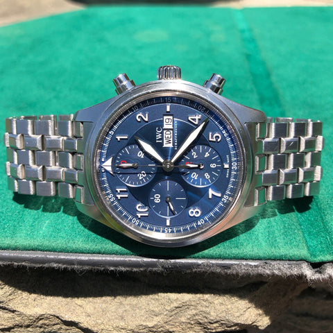 Breitling for Bentley AB0521U4 B05 Unitime Stainless Steel Chronograph 49mm Automatic Wristwatch