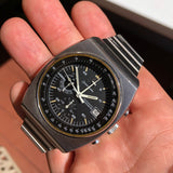 Vintage Omega Speedmaster 125 378.0801 Steel Automatic Chronograph Wristwatch - Hashtag Watch Company