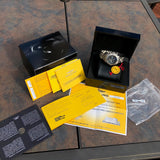 Breitling Avenger E13360 Titanium 44mm Chronograph Automatic Wristwatch Box Papers - Hashtag Watch Company