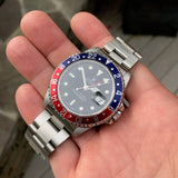 Rolex GMT Master 16700 Stainless Steel Pepsi