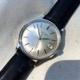 Vintage IWC Shaffhausen 809A Automatic Cal. 8541 Turler Signed Steel Watch