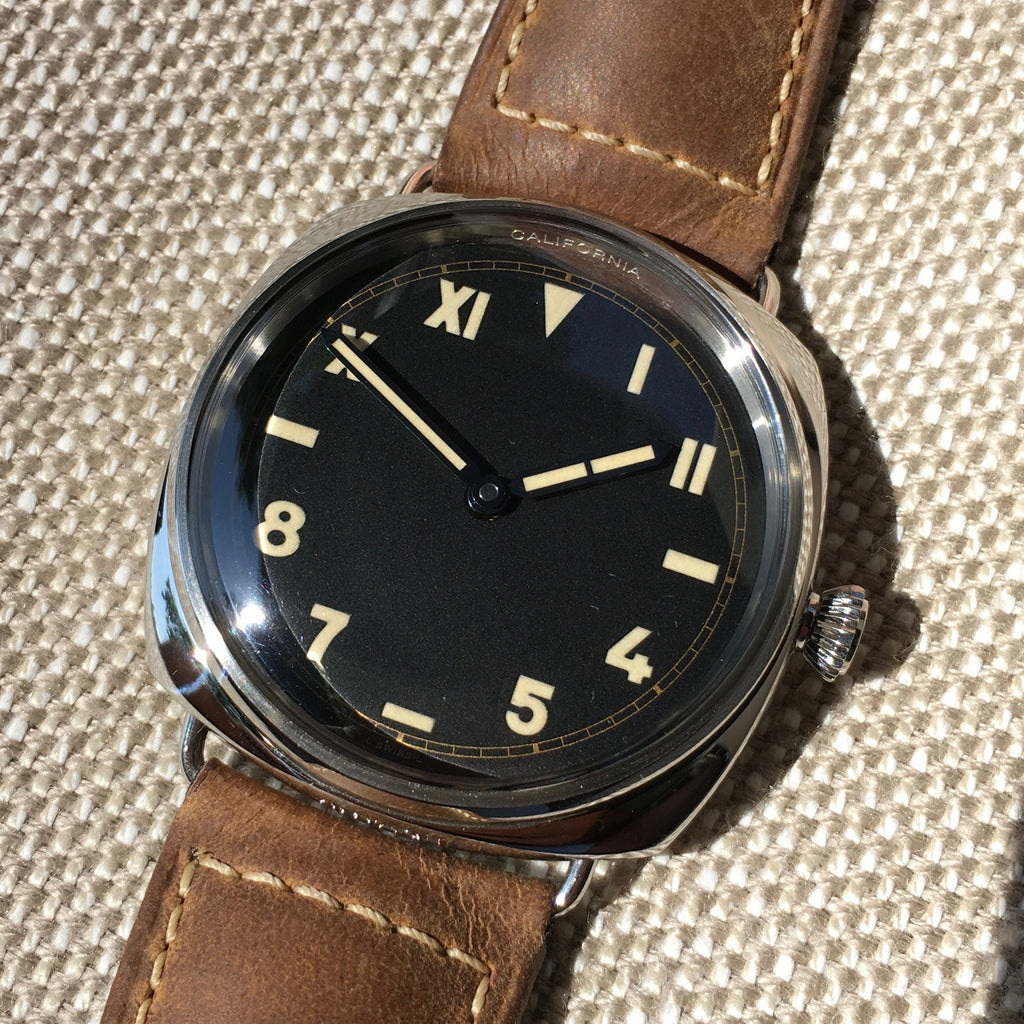 Panerai PAM 448 California Radiomir 47mm 3 Days Special Edition Steel Manual Wind Watch