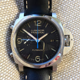 Panerai Luminor Flyback PAM 524 1950 3 Days Chronograph Automatic Watch - Hashtag Watch Company