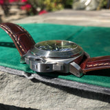 Panerai Luminor Daylight PAM 250 Chronograph Automatic Stainless Steel 44mm Wristwatch - Hashtag Watch Company