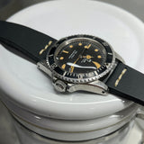 1968 Vintage Tudor Submariner 7016 Oyster Prince Lollipop Automatic Wristwatch - Hashtag Watch Company