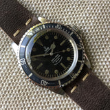 Vintage Tudor Submariner 7928 OysterPrince Gilt 1964 Steel Wristwatch - Hashtag Watch Company