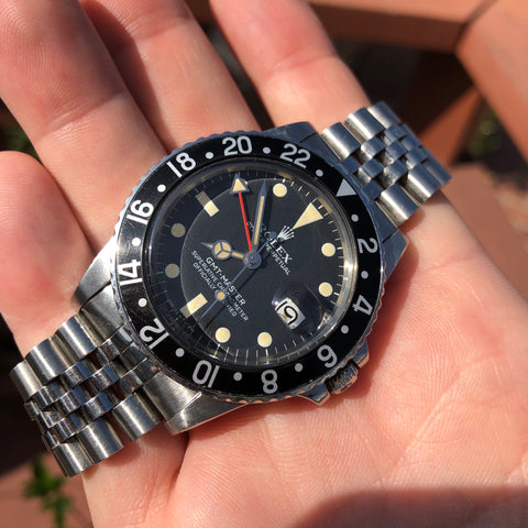 Vintage ZRC Spatiale 300M Stainless Steel Divers Automatic Day Date Wristwatch