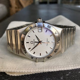Omega Constellation 1512.30 Steel Quartz 33.5mm Wristwatch - Hashtag Watch Company