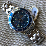 Omega Seamaster 2225.80 Professional Chronograph James Bond Full Set Watch - Hashtag Watch Company