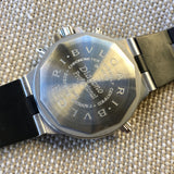 Bvlgari Diagono GMT 40 S FB Steel Chronograph Flyback Automatic Wristwatch