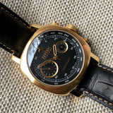 Panerai Ferrari 18K Rose Gold Grand Turismo FER00006 Chronograph Watch Box Papers - Hashtag Watch Company