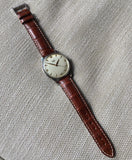 Vintage Longines 5045 Oversized 37mm Center Seconds Cal. 12.68z Wristwatch - Hashtag Watch Company