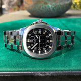 Patek Philippe Aquanaut 5066 Stainless Steel Automatic Wristwatch