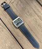 Vintage Favre Leuba Sea Raider 36000 Stainless Steel Automatic Day Date Watch
