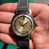 Vintage Longines Conquest Power Reserve 9032 Automatic Cal. 294 Steel Wristwatch - Hashtag Watch Company