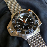 Omega Ploprof 1200M 224.30.55.21.01.001 Co-Axial Stainless Steel Caliber 8500 Wristwatch