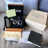 Panerai Luminor Marina PAM 312 Automatic Stainless Steel 44mm Wristwatch Box Papers