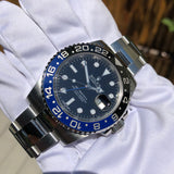 Rolex GMT Master II 116710 BLNR Batman Ceramic Steel Automatic Watch Box Papers