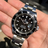 Rolex Submariner 16610 Date Steel