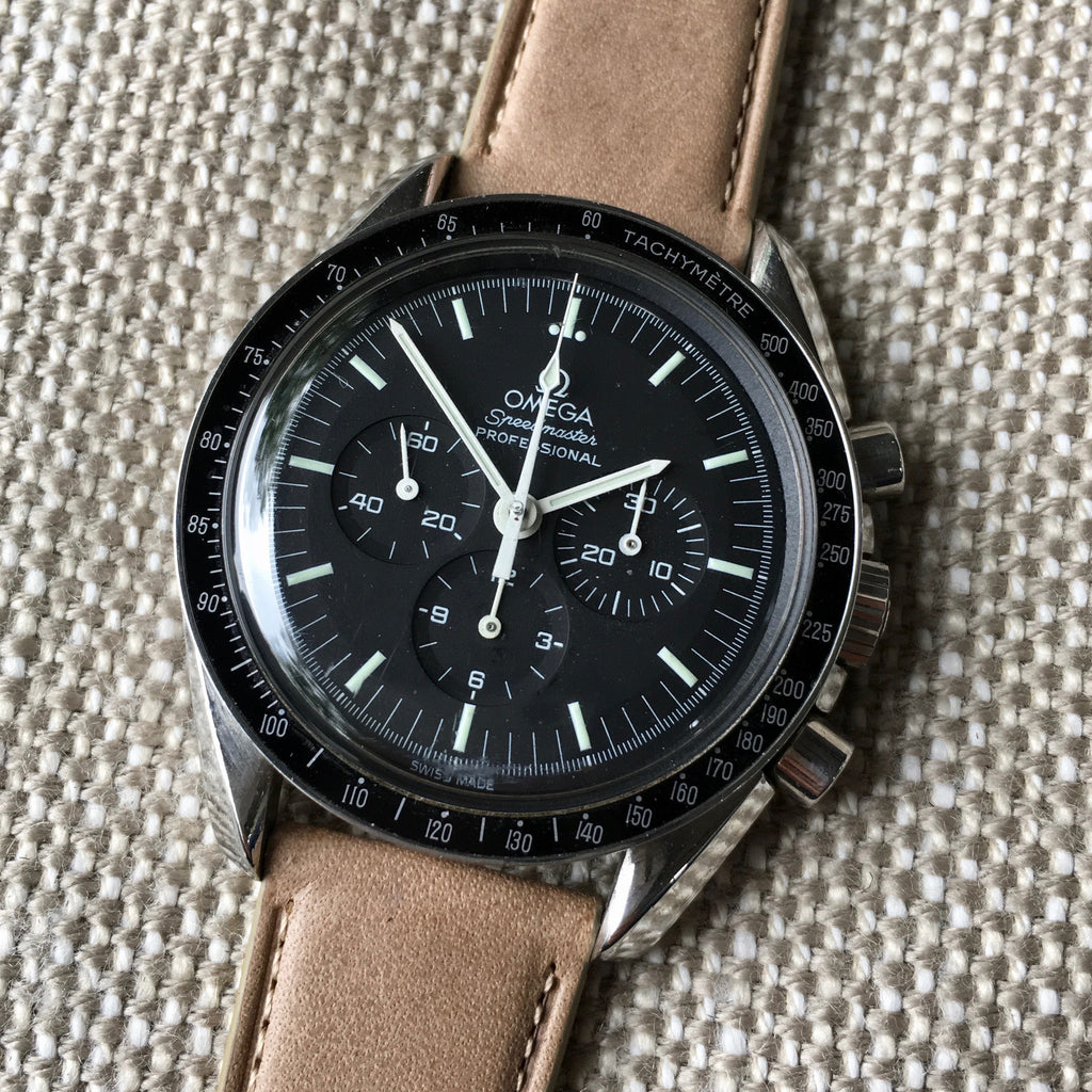 Vintage Omega Speedmaster 145.022 ST Moon Watch Transitional Cal. 861 Circa 1969 Watch