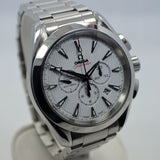 Omega Seamaster Aqua Terra 231.10.44.50.04.001 Chronograph Steel Co-Axial Watch