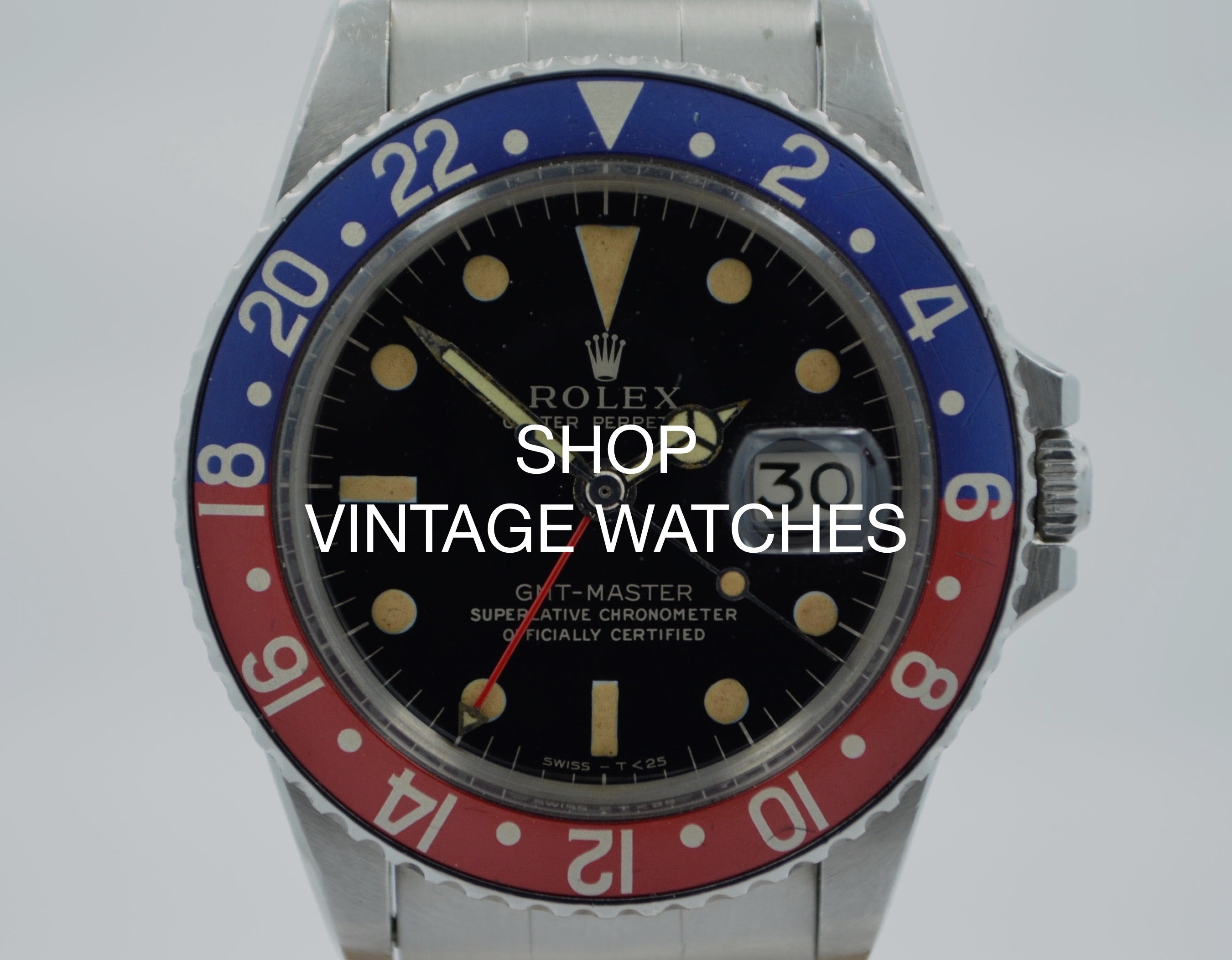 Shop Vintage Watches