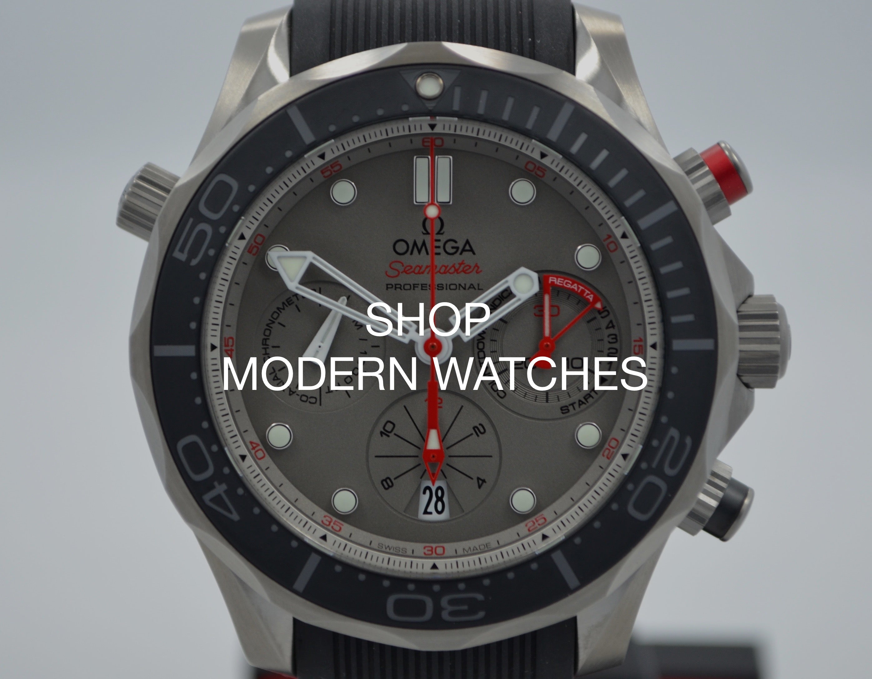 Shop Modern Watches