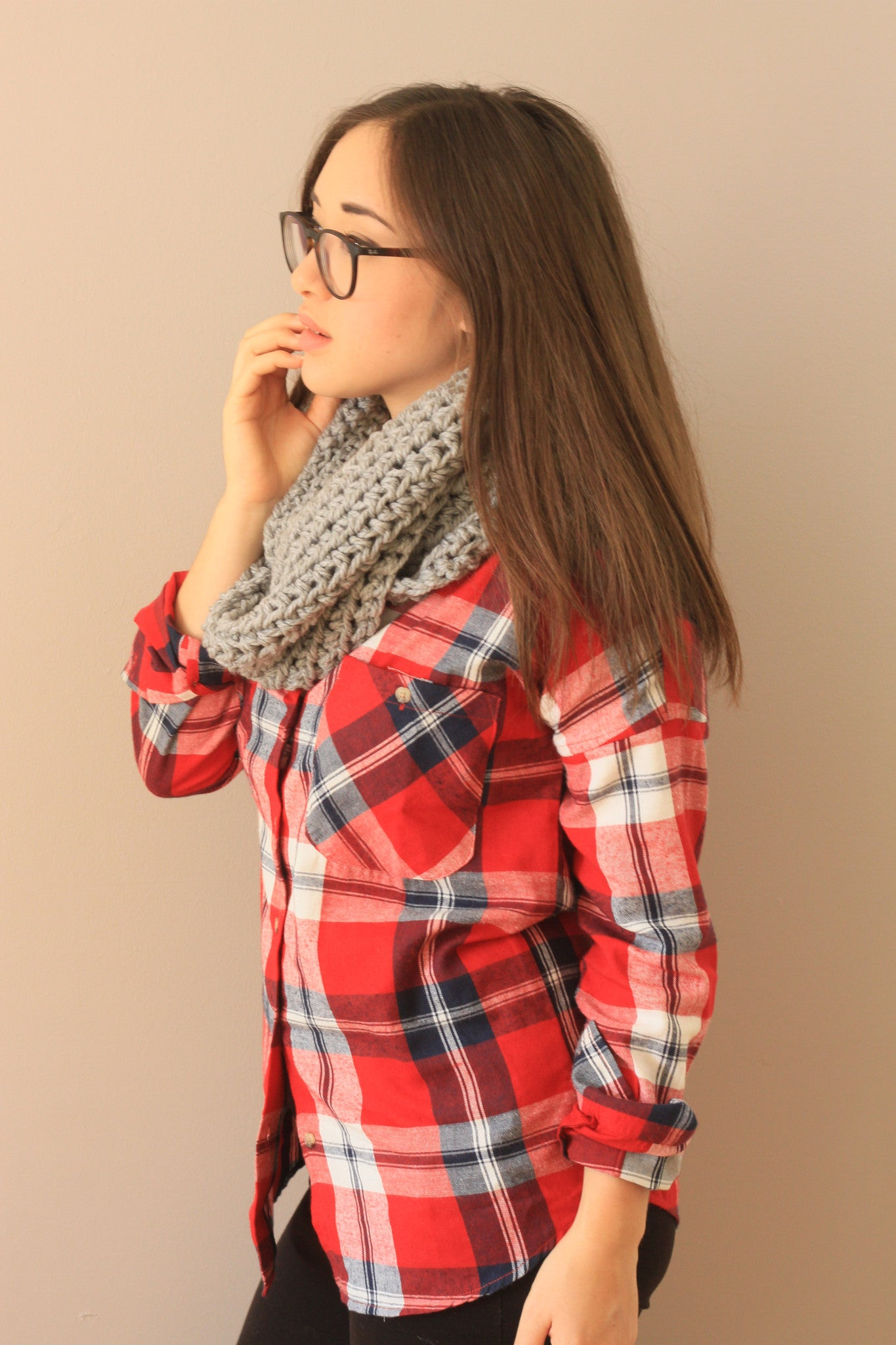 thick scarves miyuki warm fall weather scarf local