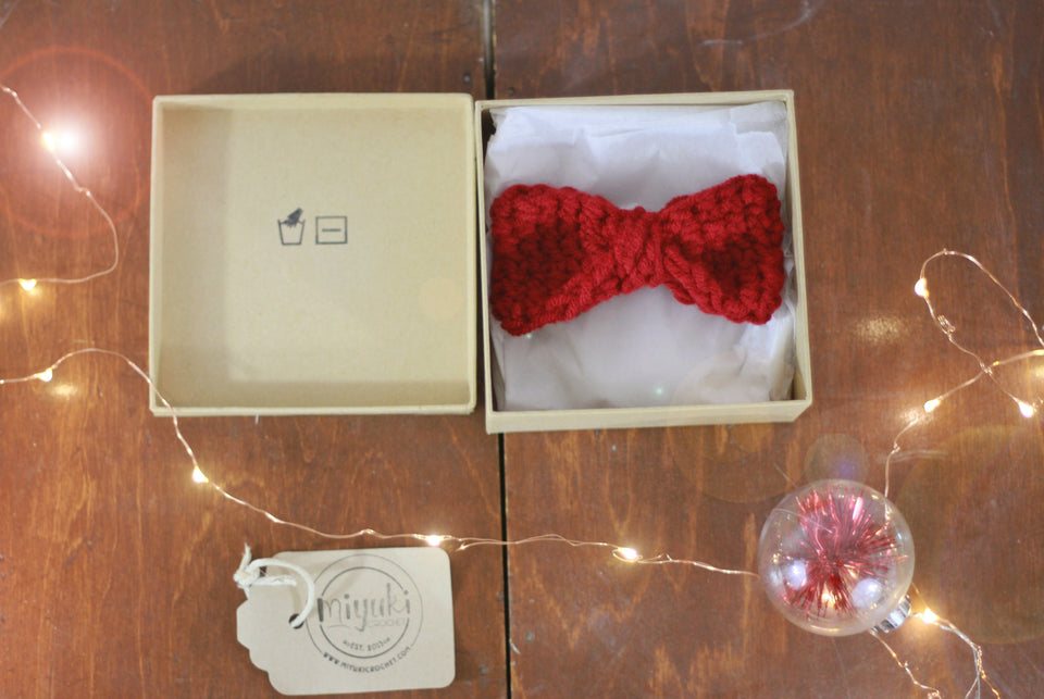 Bow Ties Special gift box for Christmas