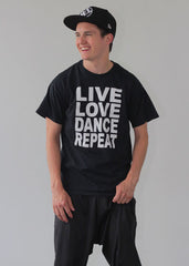 LLDR T-Shirt in Black
