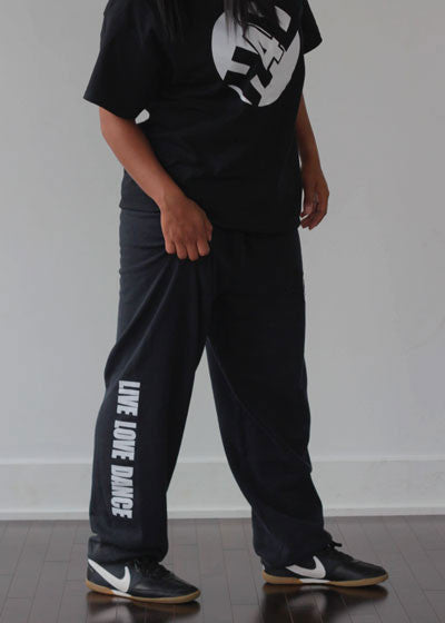 LLD Sweatpants in Black