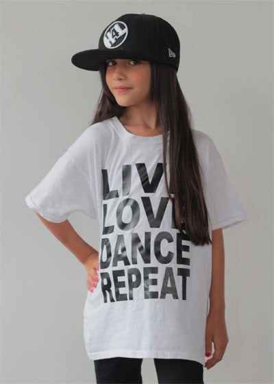 LLDR T-Shirt in White