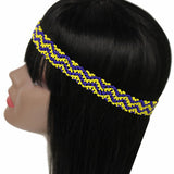 Beaded Stretch Headbands - Two Elle's Boutique