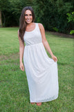 Grecian Goddess Maxi - Two Elle's Boutique