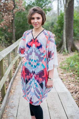 Wallis Caftan by Hunter Bell - Two Elle's Boutique  - 1